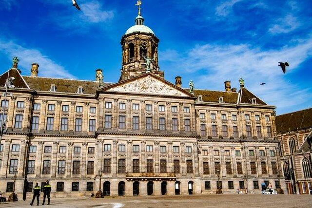 Paleis op de Dam Amsterdam