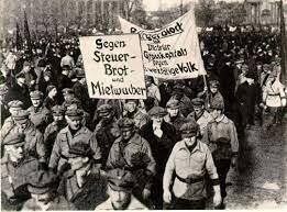La Guerra Civil Rusa.