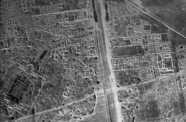 Al-Mutawakkiliyya. (ciudad en la frontera norte de Samarra).