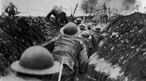 La Guerra de Trincheras.