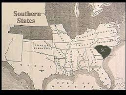 South Carolina votes to secede from the United States