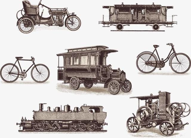 Siglo XIX (1800 – 1900) INNOVACIONES EN EL TRANSPORTE