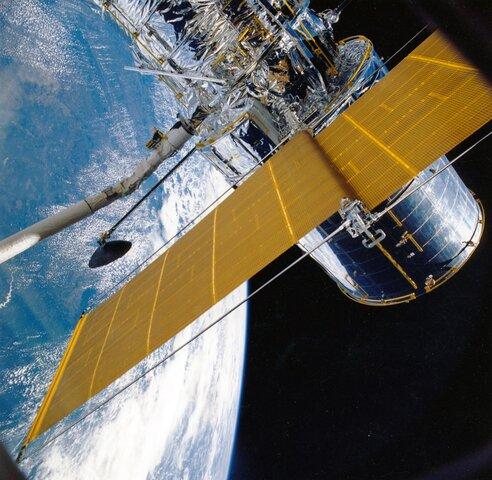 primer satelite