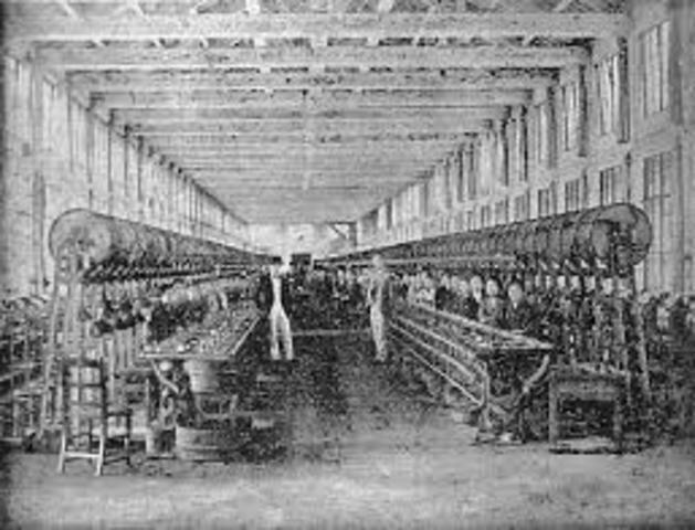 Primer fábrica internacional