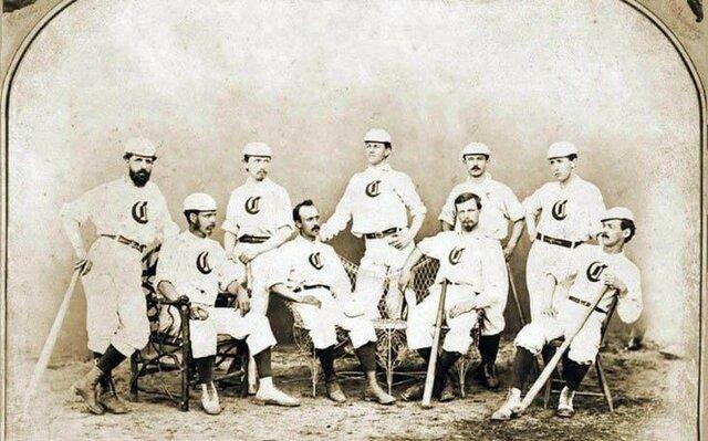 Historia del béisbol resumen