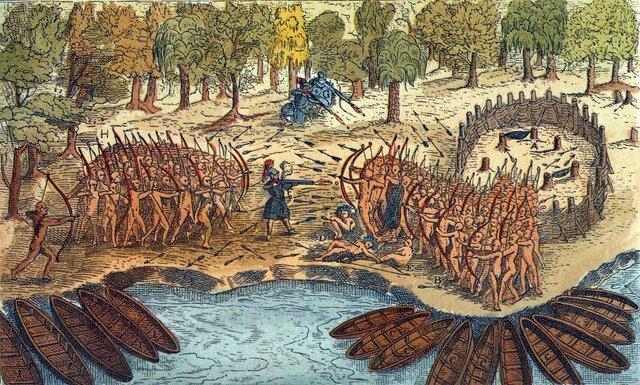 Bataille du lac Champelain