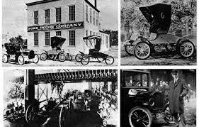 Se funda Ford Company