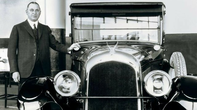 Se funda Chrysler Corporation
