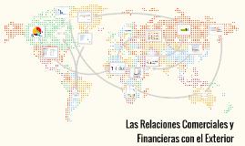 Relaciones comerciales y financieras