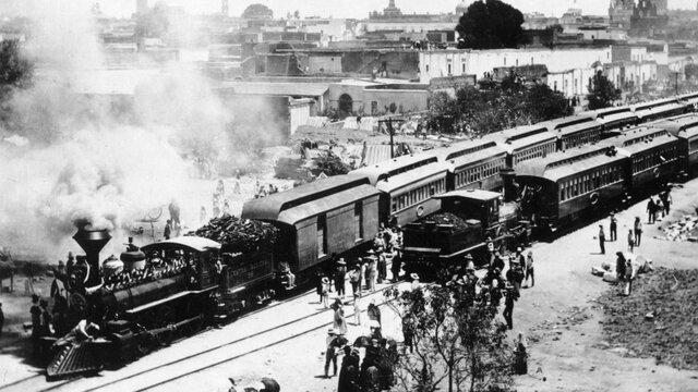 Siglo XIX (1800 - 1900): Innovaciones en el transporte.