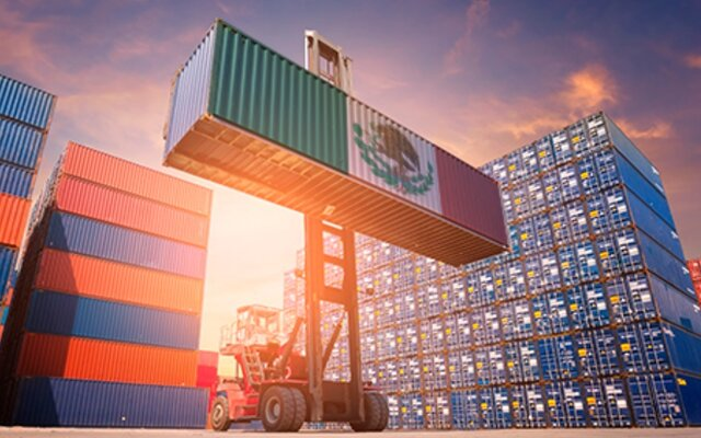 Se intensifica el comercio en México