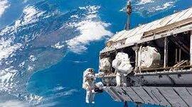 Viajes espaciales a través del tiempo timeline