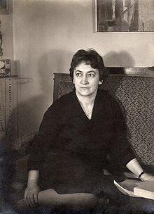 Maria Aurèlia Capmany (1918/1991)