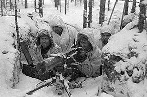 Unión Soviética invade Finlandia