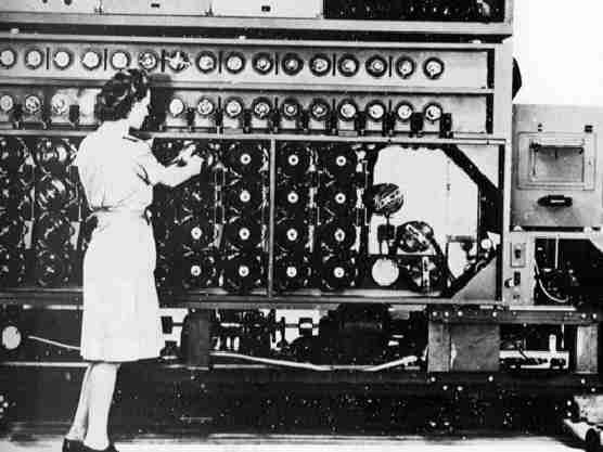 """Los británicos interceptan """"Enigma"""""""