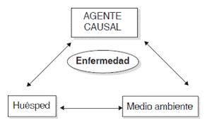 Modelo de la triada ecológica o causal ecológico