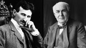 Tesla se va a trabajar con Edison