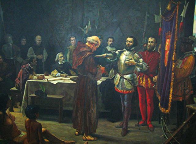 1521 El Ayuntamiento de Veracruz.