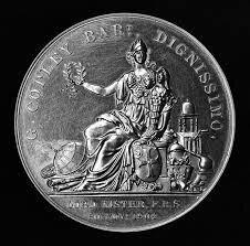 Medalla Copley (Neils Bohr)