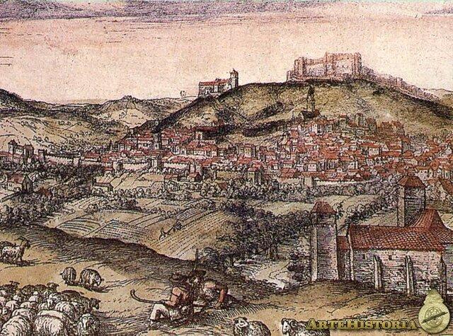 Siglo XVI Establecimiento de Villas y Ciudades.