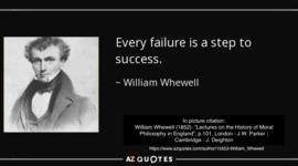 PHIL202 Week 3 (William Whewell) timeline