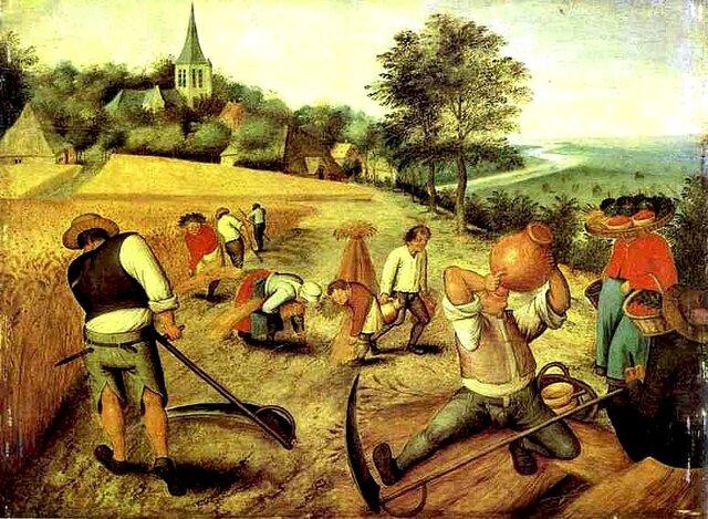 Siglo XVII Agricultura y Ganadería.