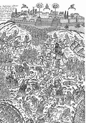 Η Μάχη στα Βρυσάκια
