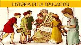 HISTORIA DE LA EDUCACION timeline