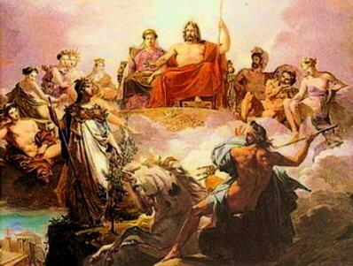 Olimpyan Gods