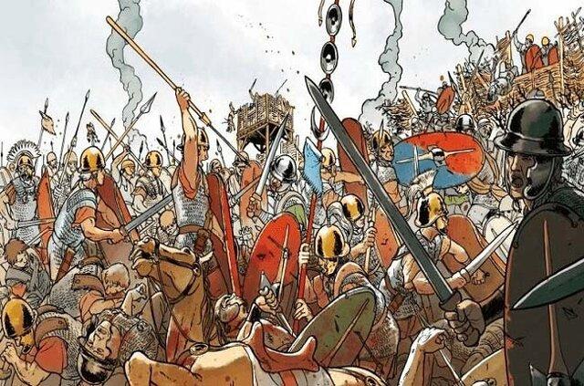 Guerra Social-Civil de Roma
