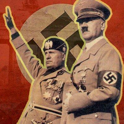 Fascismo y Nazismo timeline