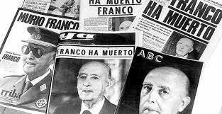 Death of Francisco Franco