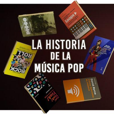 historia de la música del pop timeline