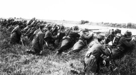 1a guerra mundial timeline