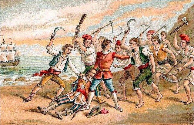 Guerra dels Segadors.