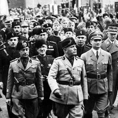 Fascisme timeline