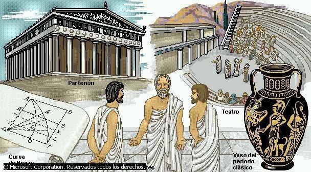 Los Griegos y su aportación a la administración.