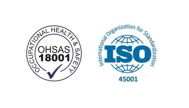 ISO 18001 OSHAS