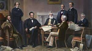 Emancipation Proclamation is announced