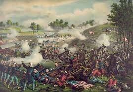 First Battle of Bull Run is fought