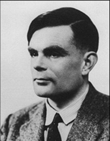 Alan Turing (1912-1954) (Teoría de la Computación)