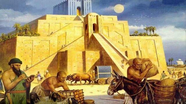 La primera civilización urbana: Cultura Sumeria