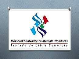 Tratado de libre comercio (TLC) Triángulo del Norte (El Salvador, Guatemala y Honduras)-México.