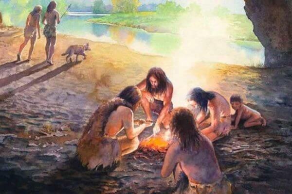 Prehistoria avance científico: El dominio del Fuego