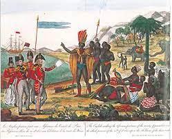 Abolition de l'esclavage dans l'empire britannique
