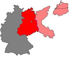 Los soviéticos habían ocupado las zonas de Europa del este que habían defendido y liberado.