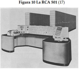 La RCA 501