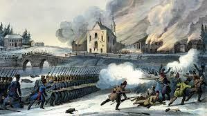 Débuts des rébellions des patriotes