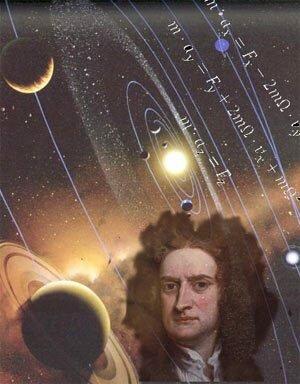 Edad Moderna avances cientifico: Leyes de movimiento de Newton