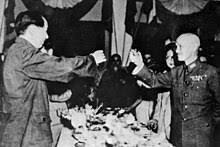 el ejército rojo de Mao Zedong, se proclama vencedor de la Guerra Civil China tras derrotar a los nacionalistas de Kuomintang, que contaban con el respaldo de Estados Unidos.